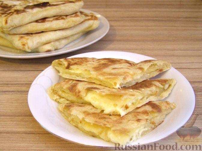 Рецепт Хачапури по-осетински