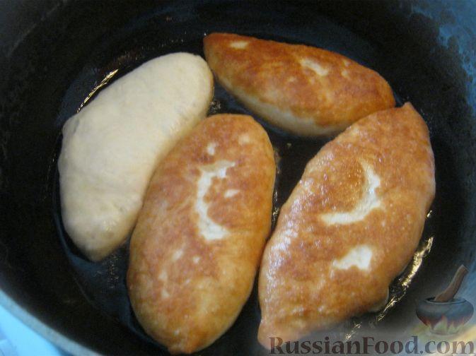 Фото приготовления рецепта: Картошка, запечённая с тыквой, в кефире - шаг №9