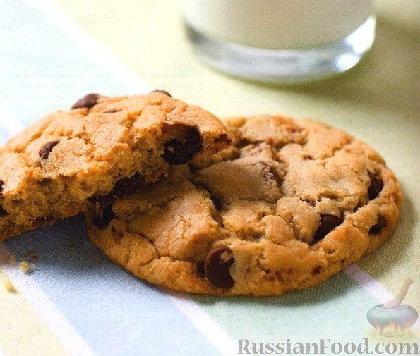 рецепт печенья с фото песочного