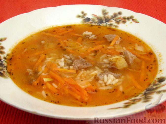 Рецепт Рисовая похлебка