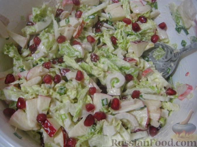 Как сделать салат с растительным маслом 179