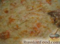 Фото приготовления рецепта: Очень вкусная тыквенная каша с пшеном - шаг №5