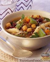 суп овощной в ультро про рецепт