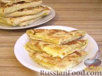 Фото к рецепту: Хачапури по-осетински