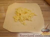 Фото приготовления рецепта: Хачапури по-осетински - шаг №13