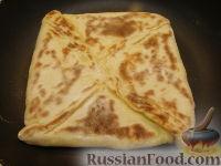 Фото приготовления рецепта: Хачапури по-осетински - шаг №16