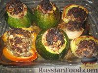 Фото к рецепту: Фаршированные овощи