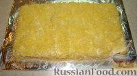 Фото приготовления рецепта: Закусочный торт из лаваша - шаг №8