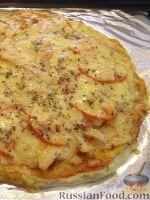 """Фото к рецепту: Картофельная запеканка """"Пицца"""""""