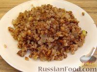 Фото к рецепту: Гречневая каша с орехами