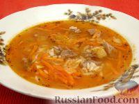 Фото к рецепту: Рисовая похлебка