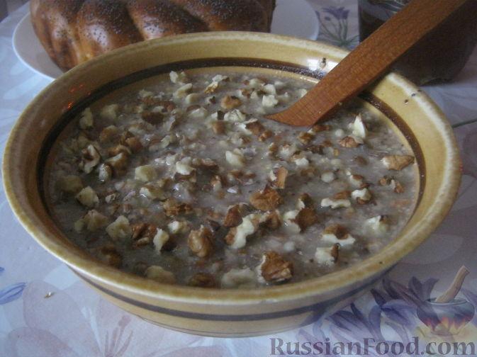 Рецепт Кутья Рождественская