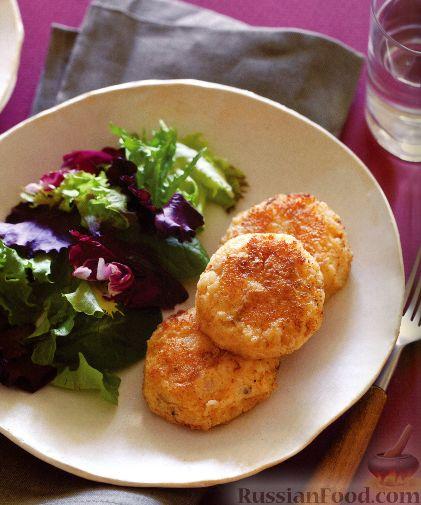 Рецепт Лапингачос (эквадорские картофельники)
