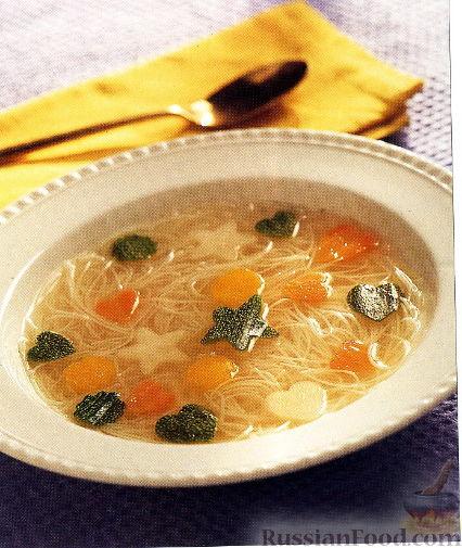 "Рецепт ""Звёздный"" суп"