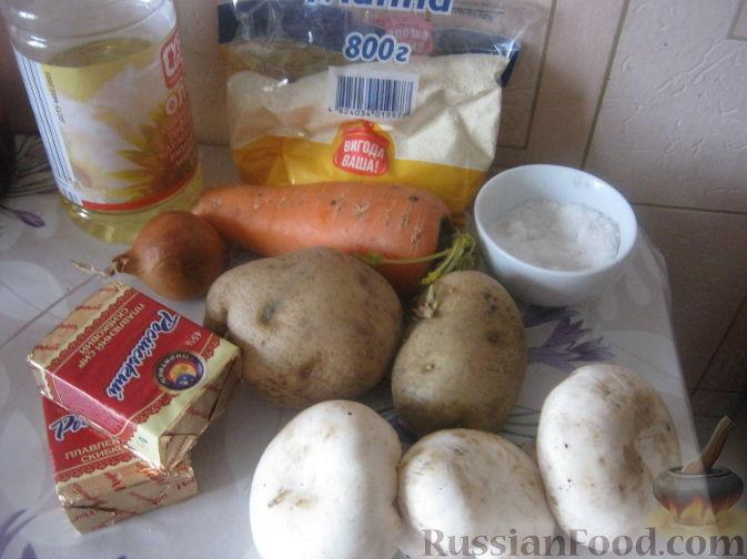 пошаговый рецепт с фото сырного супа с морепродуктами
