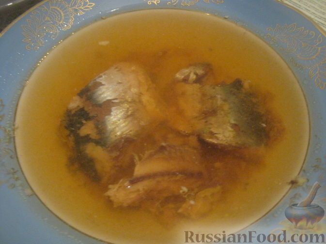 рецепт приготовления рыбы как консервы