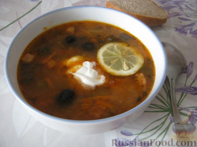 Соус томатный для маринованных шампиньонов