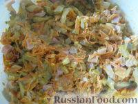 Фото приготовления рецепта: Салат «Обжорка» с курицей - шаг №12