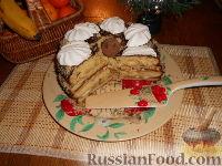 Фото к рецепту: Мой фирменный торт