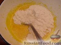 Фото приготовления рецепта: Особенно нежные блинчики - шаг №3