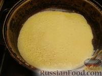 Фото приготовления рецепта: Особенно нежные блинчики - шаг №8