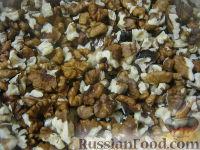 Фото приготовления рецепта: Чернослив, фаршированный орехами, в вине - шаг №3
