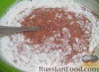 Фото приготовления рецепта: Печеночный торт «Нежность» - шаг №3