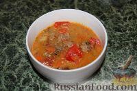 Фото к рецепту: Суп гуйяш (гуляш)
