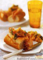 Фото к рецепту: Маринованные овощи