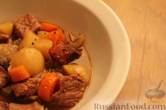 Рецепт Сочное жаркое по-домашнему