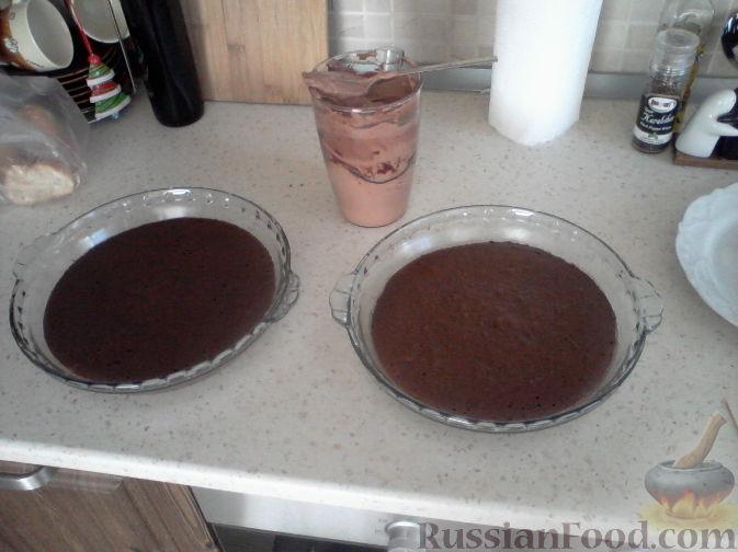 Фото приготовления рецепта: Овощной суп с помидорами, шампиньонами и кукурузой - шаг №6