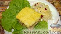 Фото к рецепту: Картофельная запеканка с фаршем