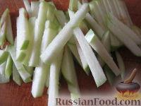 Фото приготовления рецепта: Лагман вегетарианский - шаг №7