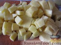 Фото приготовления рецепта: Лагман вегетарианский - шаг №12