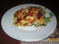 Фото к рецепту: Лазанья овощная