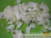 Фото приготовления рецепта: Салат «Купеческий» со свининой - шаг №4
