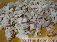 Фото приготовления рецепта: Салат «Купеческий» со свининой - шаг №7