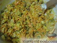 Фото приготовления рецепта: Салат «Купеческий» со свининой - шаг №11