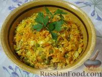 Фото приготовления рецепта: Салат «Купеческий» со свининой - шаг №12