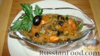 Фото к рецепту: Овощной соус