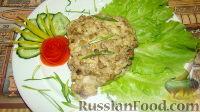 Фото к рецепту: Рыба с грибами