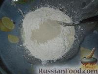 Фото приготовления рецепта: Разборный хлеб-пирог с овощами гриль - шаг №2
