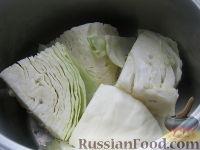 Фото приготовления рецепта: Постные котлеты из капусты - шаг №2