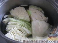 Фото приготовления рецепта: Постные котлеты из капусты - шаг №3