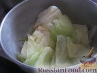 Фото приготовления рецепта: Постные котлеты из капусты - шаг №4