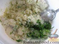 Фото приготовления рецепта: Постные котлеты из капусты - шаг №8