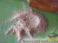 Фото приготовления рецепта: Постные котлеты из капусты - шаг №11