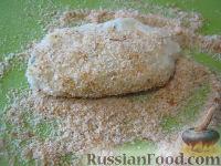 Фото приготовления рецепта: Постные котлеты из капусты - шаг №12