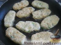 Фото приготовления рецепта: Постные котлеты из капусты - шаг №13