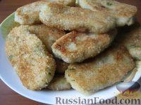 Фото приготовления рецепта: Постные котлеты из капусты - шаг №15